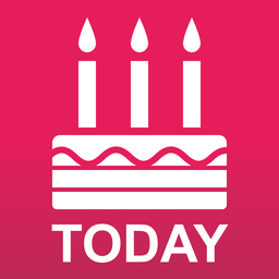 Download application Birthdays today