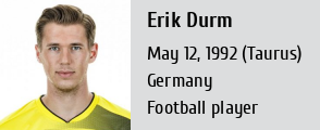 Erik Durm Height, Weight, Size, Body Measurements, Biography