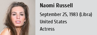 Naomi Russell