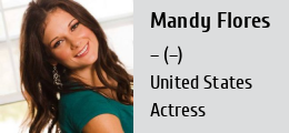 Mandy Flores Wikipedia