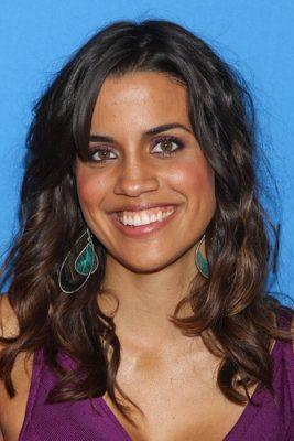 Actress Natalie Morales