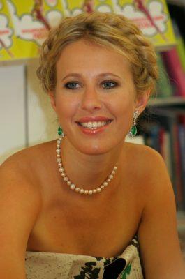 Kseniya Sobchak