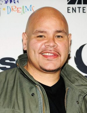 Rapper Fat Joe
