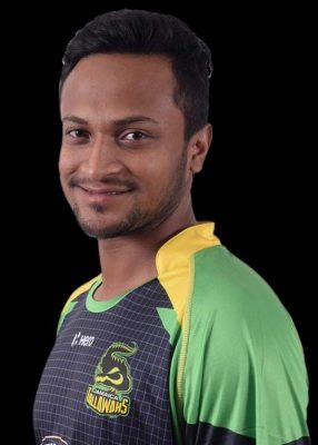 Шакиб Аль-Хасан