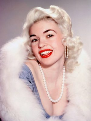 biography of jayne mansfield