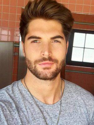 nick bateman selfie