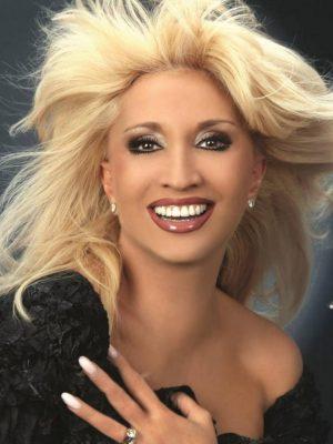 Şarkıcı Irina Allegrova: biyografi