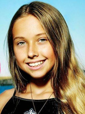 Shania Tyra Geiss
