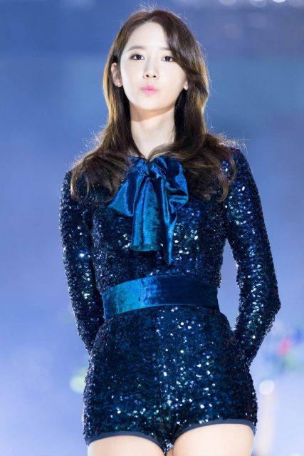Snsd height yoona Yoona SNSD